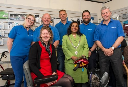 DIAL West Cheshire opens new retail unit