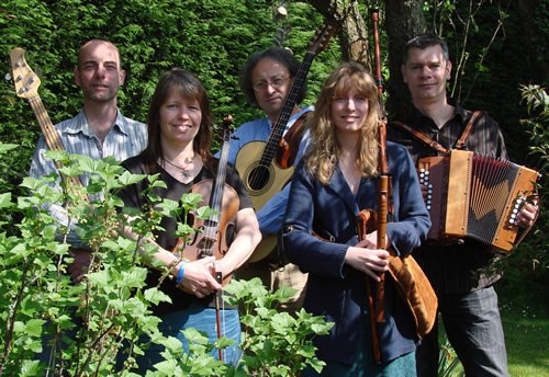 A Fundraising Evening of Folk