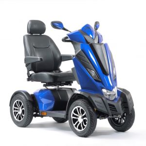 King Cobra Large Scooter in Blue