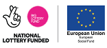 National Lottery Funded | European Union Social Fund