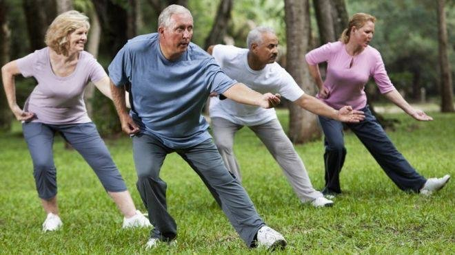 20th September: T-Club Tai Chi Taster in the Park