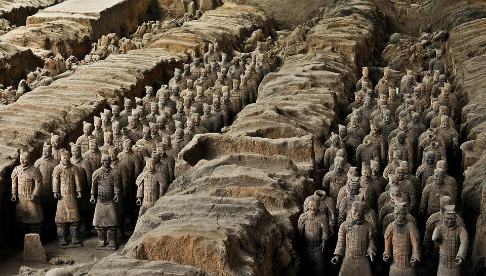 16th October: T-Club Trip to The Terracotta Army, Liverpool
