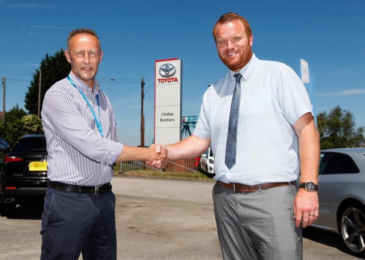 Toyota Lindop Partnership