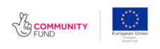 National Lottery Community Fund | European Union Social Fund