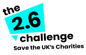 The 2.6 challenge logo