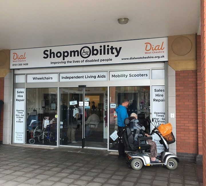 The first phase of Shopmobility Services returning is announced