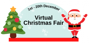 Virtual Christmas Fair 1st - 20th December