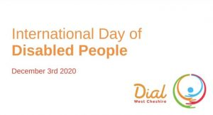 International Day of Disabled People December 3rd 2020
